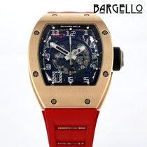 Richard Mille RM 010 Oro rosa 48mm