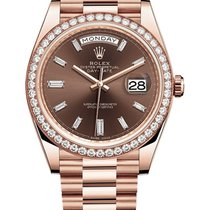 Rolex 228345 Or rose 2020 Day-Date 40 40mm nouveau