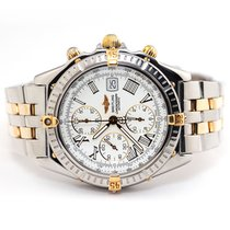 Breitling Crosswind Racing Gold/Steel 43mm White Roman numerals United States of America, Florida, Aventura