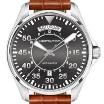 Hamilton Khaki Pilot Day Date Steel 42mm United States of America, New Jersey