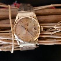 Rolex 6624 Or jaune 1960 31mm occasion
