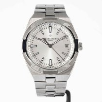 Vacheron Constantin Overseas Steel 41mm White No numerals United States of America, Massachusetts, Boston