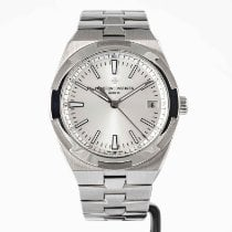 Vacheron Constantin pre-owned Automatic 41mm White Sapphire crystal 15 ATM