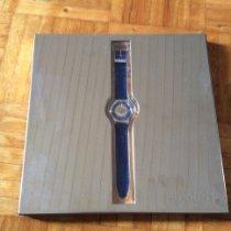 Swatch Platinum Automatic Roman numerals 36mm new
