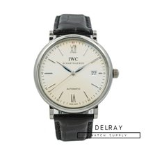 IWC IW356501 Steel Portofino Automatic 40mm pre-owned United States of America, Florida, Hallandale Beach