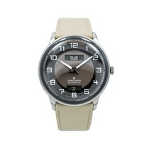 Junghans Steel Automatic 40mm new Meister Driver