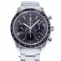 Omega Speedmaster Date Steel 40mm Grey United States of America, Georgia