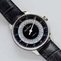 Meistersinger Adhaesio AD908 Good Steel 43mm Automatic