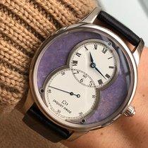 Jaquet-Droz usados Automático 39mm Violeta Cristal de zafiro