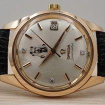 Omega Seamaster Růžové zlato 35mm Šampaňská barva