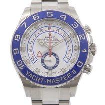 Rolex Yacht-Master II 44mm Blanc
