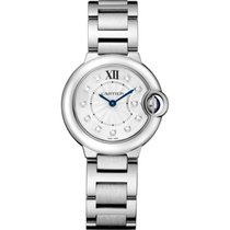 Cartier Ballon Bleu 28mm Steel 28mm Silver No numerals United States of America, New York, New York