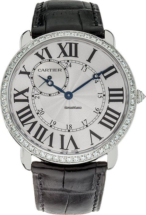 Cartier Ronde Louis Cartier WR007002 2021 new