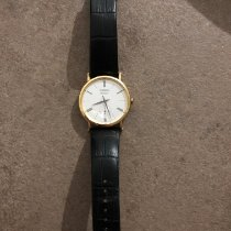 Seiko Premier pre-owned 39mm Leather