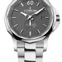 Corum Admiral's Cup Legend 42 Steel 42mm Grey No numerals United States of America, Texas, Houston