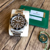Rolex Submariner (No Date) 114060 Very good Steel 40mm Automatic United States of America, California, Sunnyvale