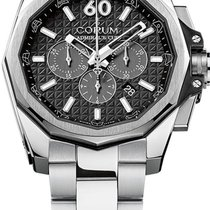 Corum Titanium 45mm Automatic 132.201.04/V200 AN10 new United States of America, Texas, Houston