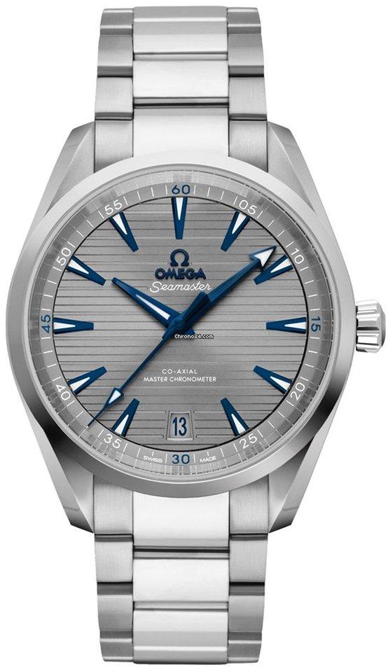 Omega Seamaster Aqua Terra 220.10.41.21.06.001 2021 new