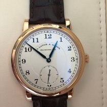 A. Lange & Söhne 1815 Rose gold 40mm Silver Arabic numerals United States of America, Minnesota, Minneapolis