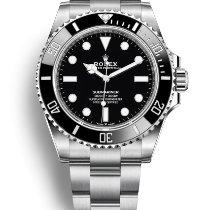 Rolex Submariner (No Date) Steel 41mm Black No numerals United Kingdom, Edinburgh