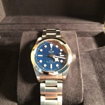 Tudor Black Bay 36 Steel 36mm Blue No numerals United States of America, New York, Penfield
