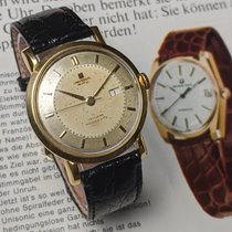 Universal Genève Rose gold 38mm Manual winding pre-owned