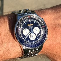 Breitling Navitimer Heritage Steel 43mm Black No numerals United States of America, California, Valencia