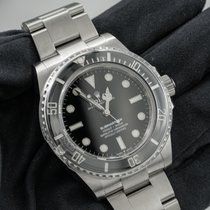 Rolex Submariner (No Date) 124060-0001 New Steel 41mm Automatic