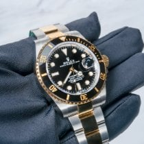Rolex Submariner Date 126613LN New Gold/Steel 41mm Automatic