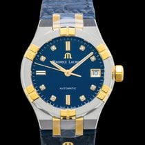 Maurice Lacroix new Automatic 35mm Steel