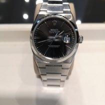 Rolex Datejust Oysterquartz Steel 36mm Silver No numerals Malaysia