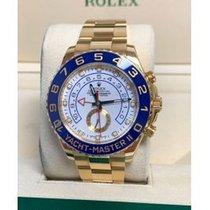 Rolex Yacht-Master II Yellow gold 44mm White United States of America, Pennsylvania