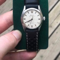 Rolex Oyster Precision Steel 32mm Silver