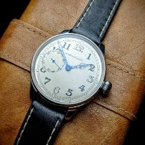 Jaeger-LeCoultre Steel 48mm Manual winding pre-owned