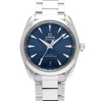 Omega Seamaster Aqua Terra Acier 38mm Bleu
