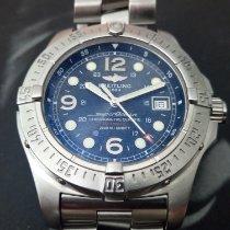 Breitling Superocean Steelfish Steel 44mm Blue Arabic numerals United States of America, Utah, Cedar Hills