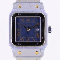 Cartier Santos Galbée Gold/Stahl 29mm Grau Keine Ziffern Deutschland, Langenfeld