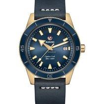 Rado HyperChrome Captain Cook nuevo Reloj con estuche y documentos originales R32504205