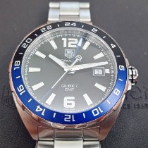 TAG Heuer Formula 1 Calibre 7 Steel 41mm Black Arabic numerals United States of America, Utah, Cedar Hills
