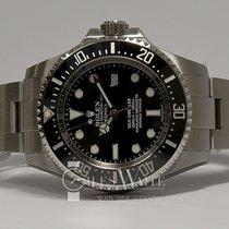 Rolex Sea-Dweller Deepsea Steel 44mm Black United Kingdom, Hampshire