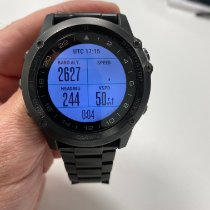 Garmin 47mm Quartz 010-01338-35 pre-owned