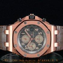Audemars Piguet Royal Oak Offshore Chronograph neu 2018 Automatik Chronograph Uhr mit Original-Box und Original-Papieren 26470OR.OO.A125CR.01