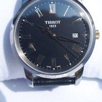 Tissot Classic Dream Acero 38mm Negro Romanos