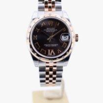 Rolex Lady-Datejust nouveau 2016 Remontage automatique Montre avec coffret d'origine 178341