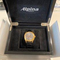 Alpina Club Acero 44mm Gris