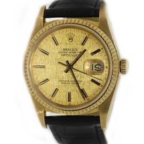 Rolex Datejust Ouro amarelo 36mm