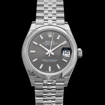 Rolex Lady-Datejust Steel 31mm Grey United States of America, California, Burlingame