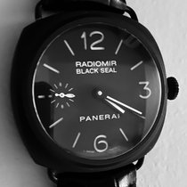 Panerai Radiomir Black Seal Céramique 45mm Noir Arabes France, colmar