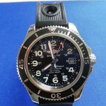 Breitling Superocean II 42 occasion 42mm Noir Date Caoutchouc