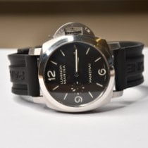 Panerai Luminor Marina 1950 3 Days Automatic Acier 44mm Noir Arabes Belgique, Sint-Agatha-Berchem